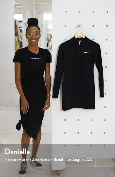 Sportswear Long Sleeve Minidress, sales video thumbnail