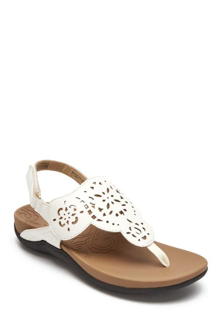 Image of Rockport Ridge Circle Slingback Sandal