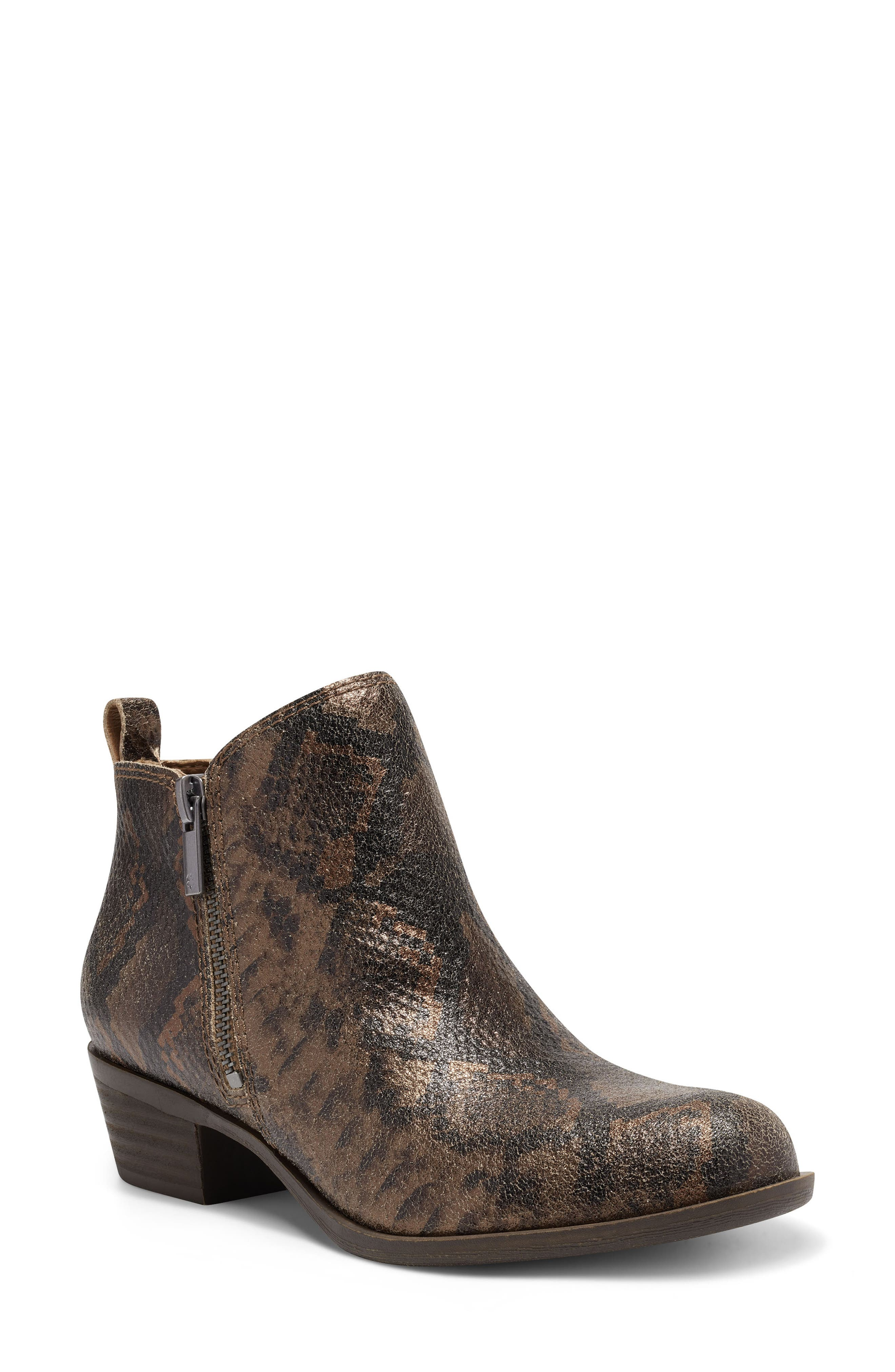 Basel Bootie