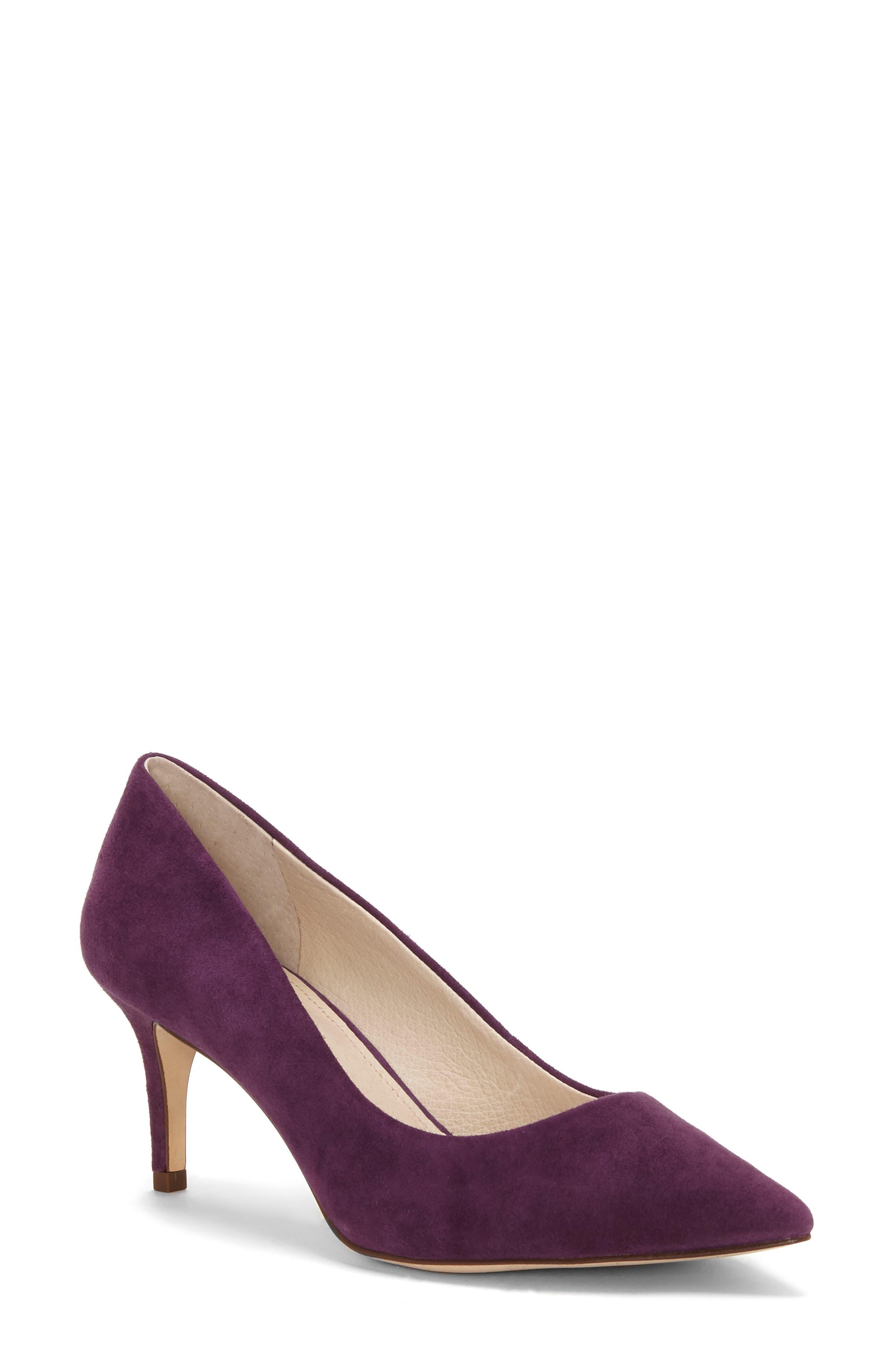 Louise Et Cie Jordyna Pump, Purple
