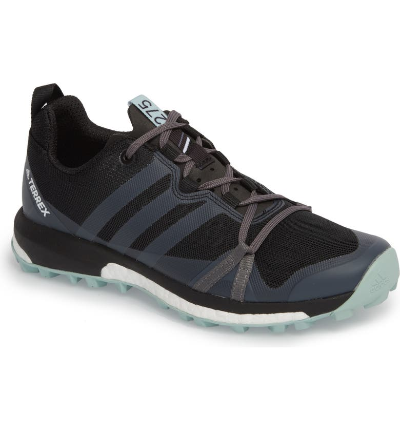 ADIDAS Terrex Agravic Trail Running Shoe, Main, color, 001