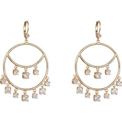 Nina Frontal Hoop Earrings