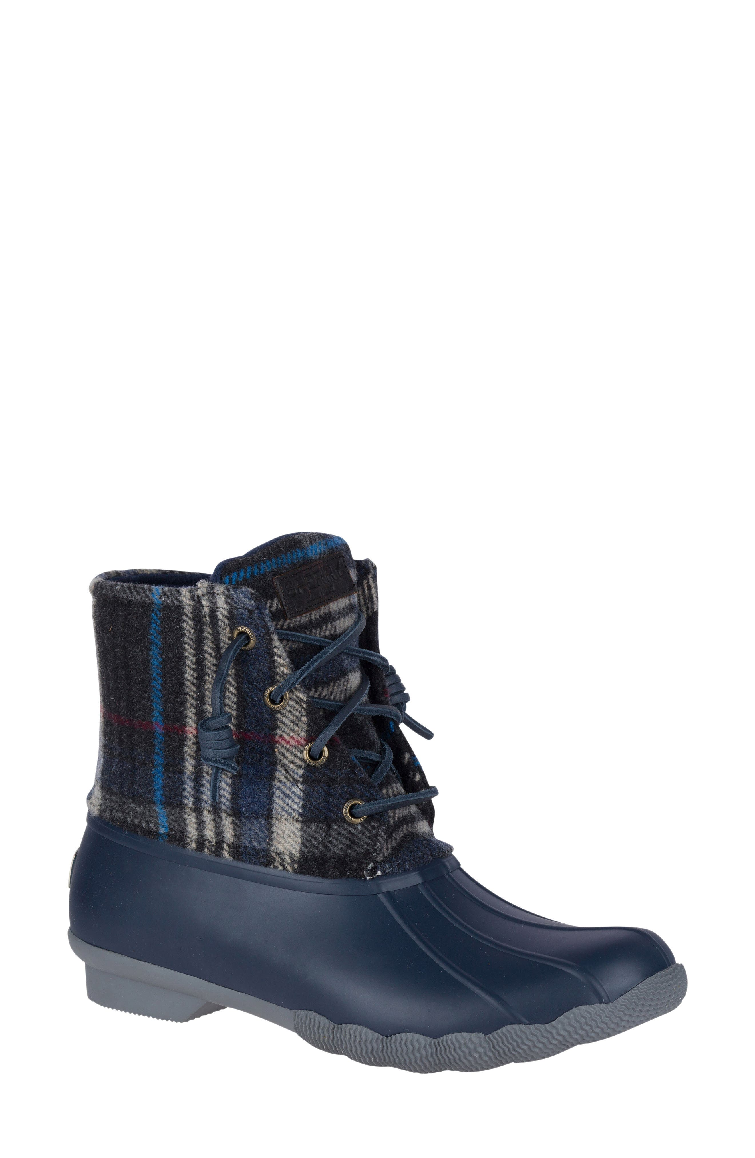 ,                             Saltwater Duck Boot,                             Main thumbnail 8, color,                             400