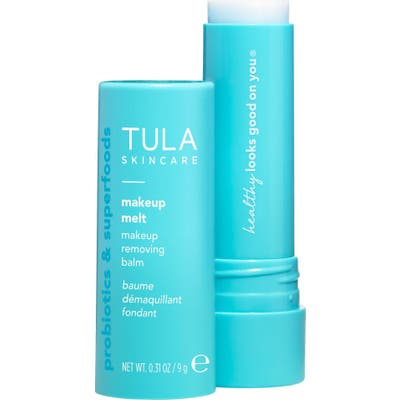Tula Probiotic Skincare Makeup Melt Makeup Removing Balm - No Color