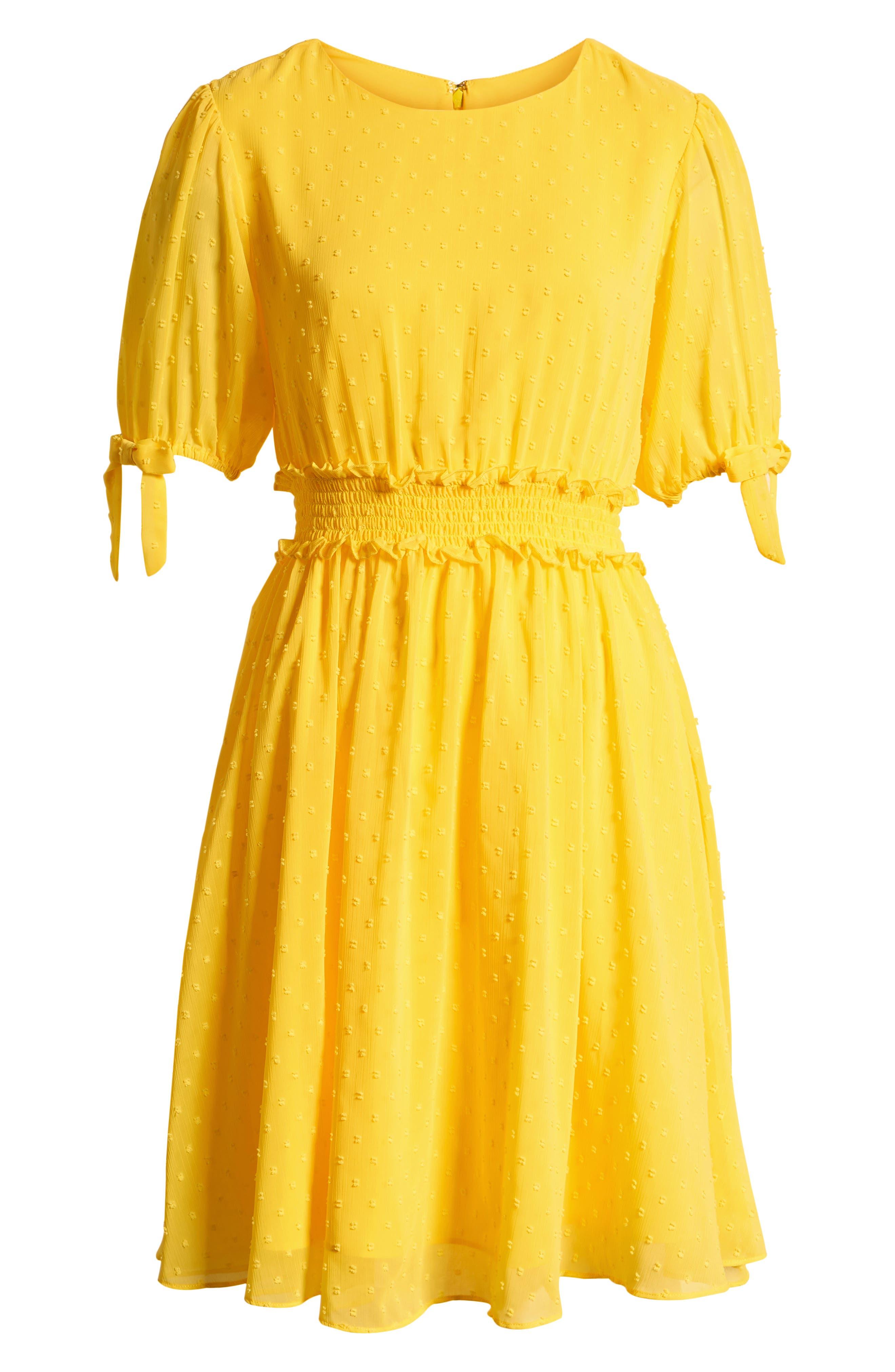 ,                             Smocked Waist Dress,                             Alternate thumbnail 7, color,                             720