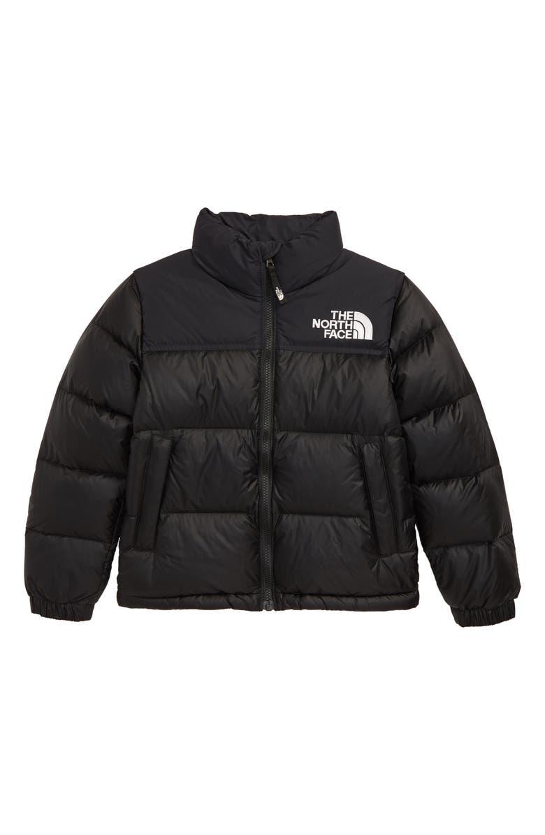 THE NORTH FACE Nuptse 1996 700 Fill Power Down Jacket, Main, color, TNF BLACK