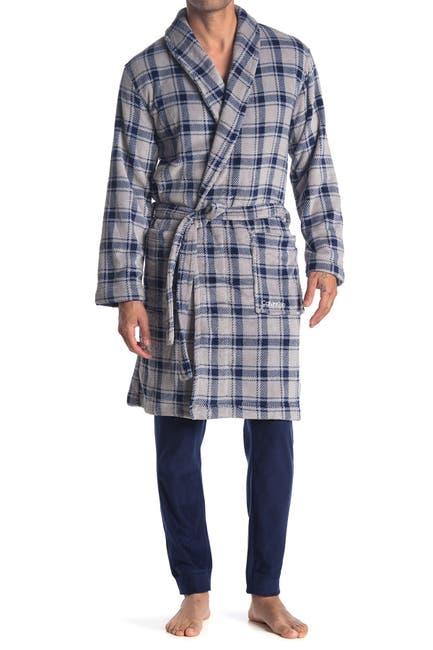 Image of Calvin Klein Waist Tie Robe