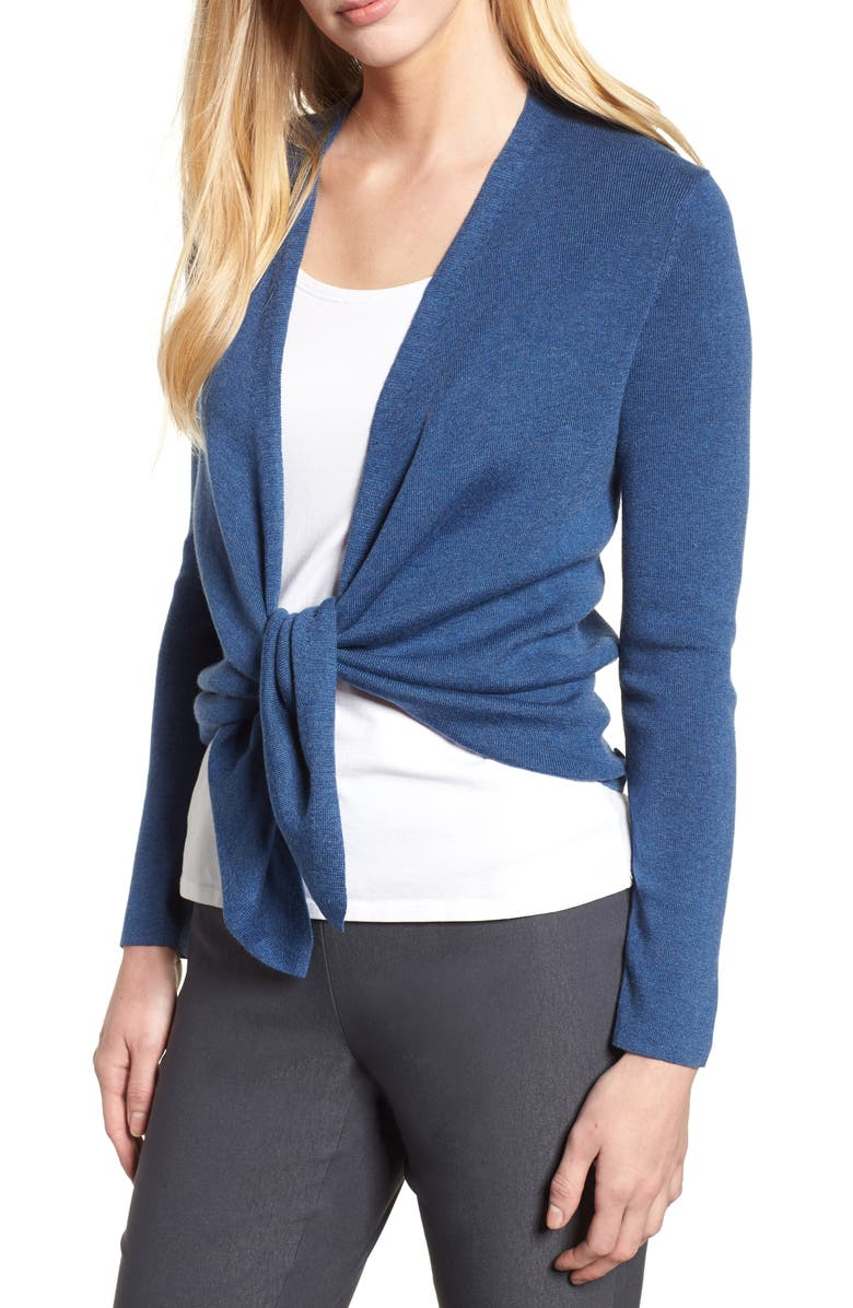 NIC+ZOE 4-Way Convertible Cardigan, Main, color, MINERAL