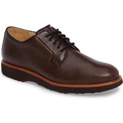 Samuel Hubbard Highlander Plain Toe Derby W - Brown