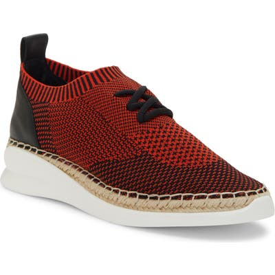 Vince Camuto Affina Sneaker- Red