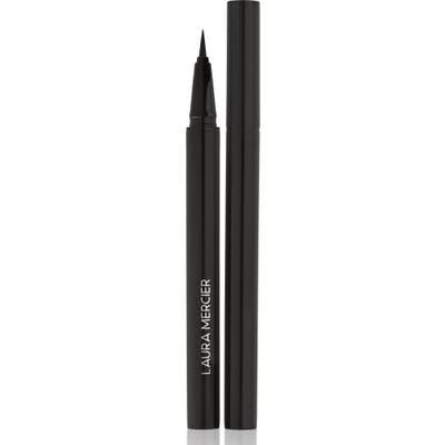 Laura Mercier Caviar Intense Ink Waterproof Liquid Eyeliner - None