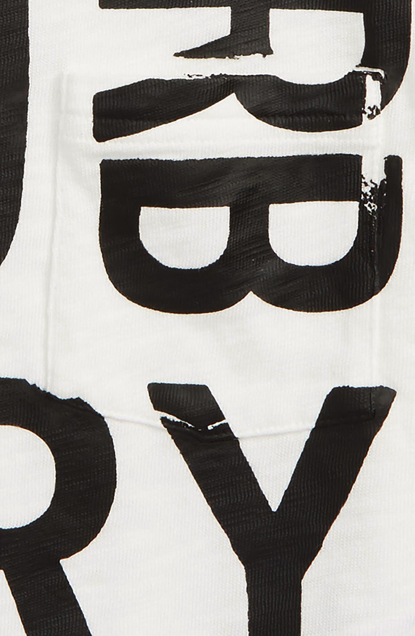 ,                             Furgus Log Graphic T-Shirt,                             Alternate thumbnail 4, color,                             100