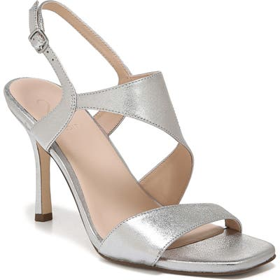 27 Edit Lanie Sandal, Metallic