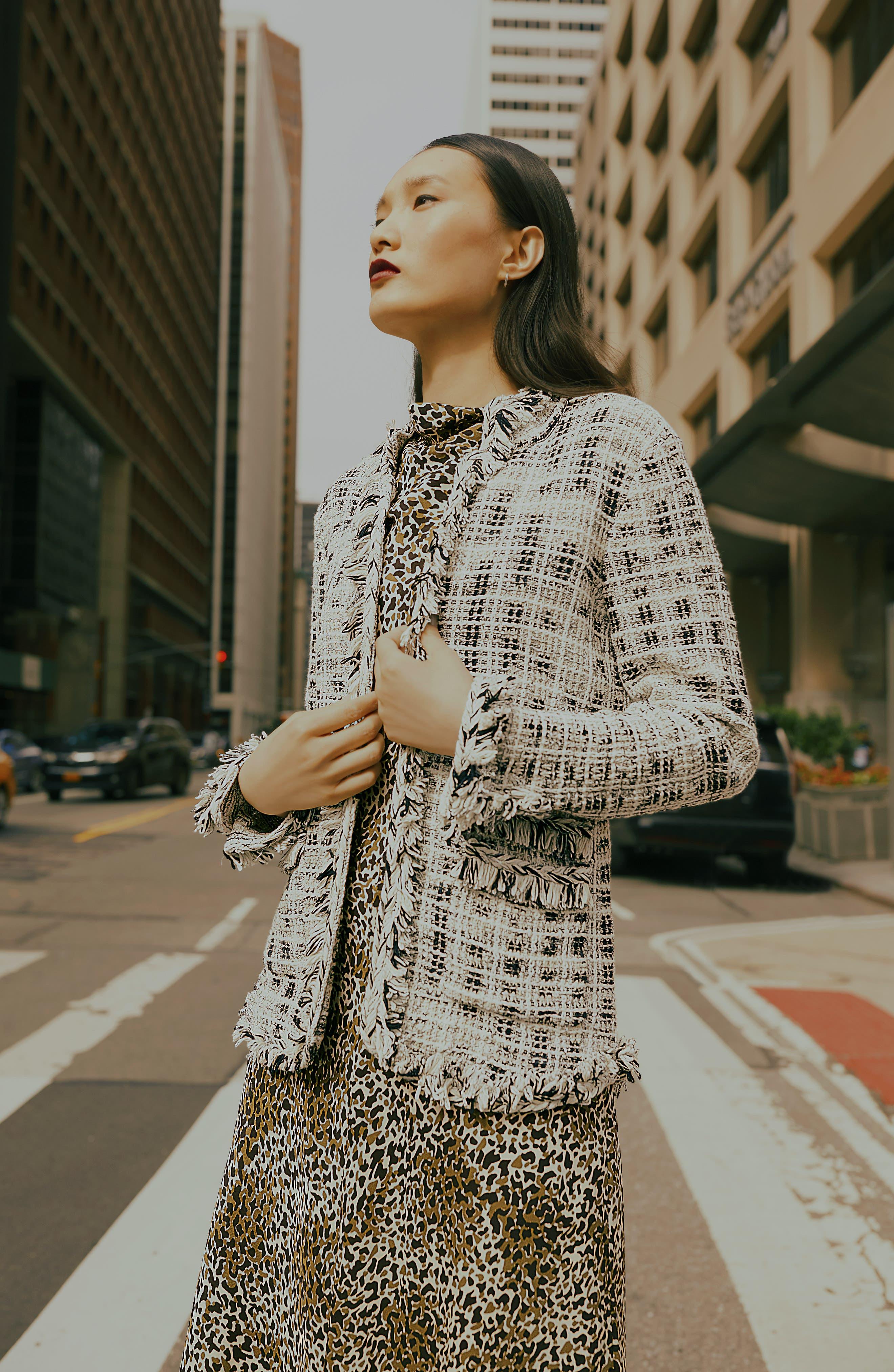 Nic+zoe Coats New Mix Jacket