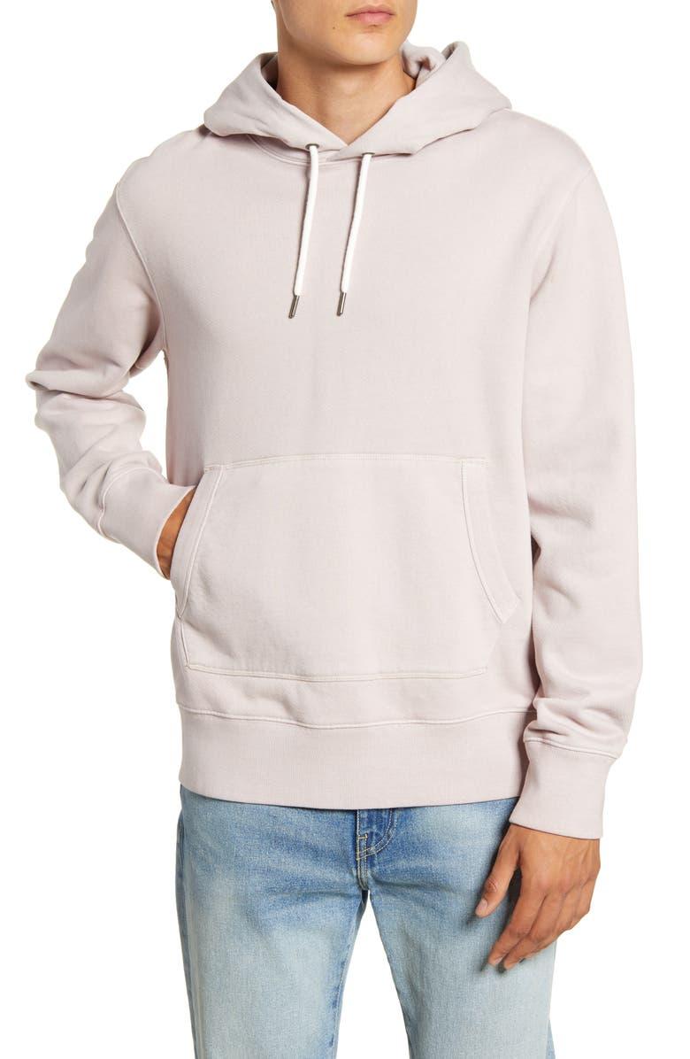 MADEWELL Hooded Sweatshirt, Main, color, WISTERIA DOVE