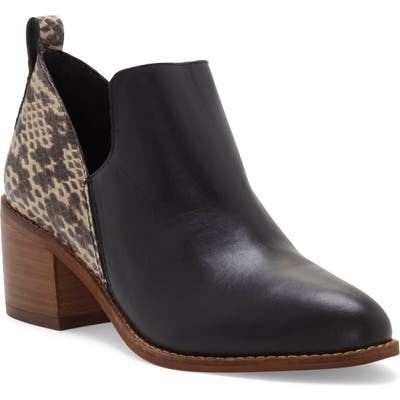 1.state Idania Bootie, Black