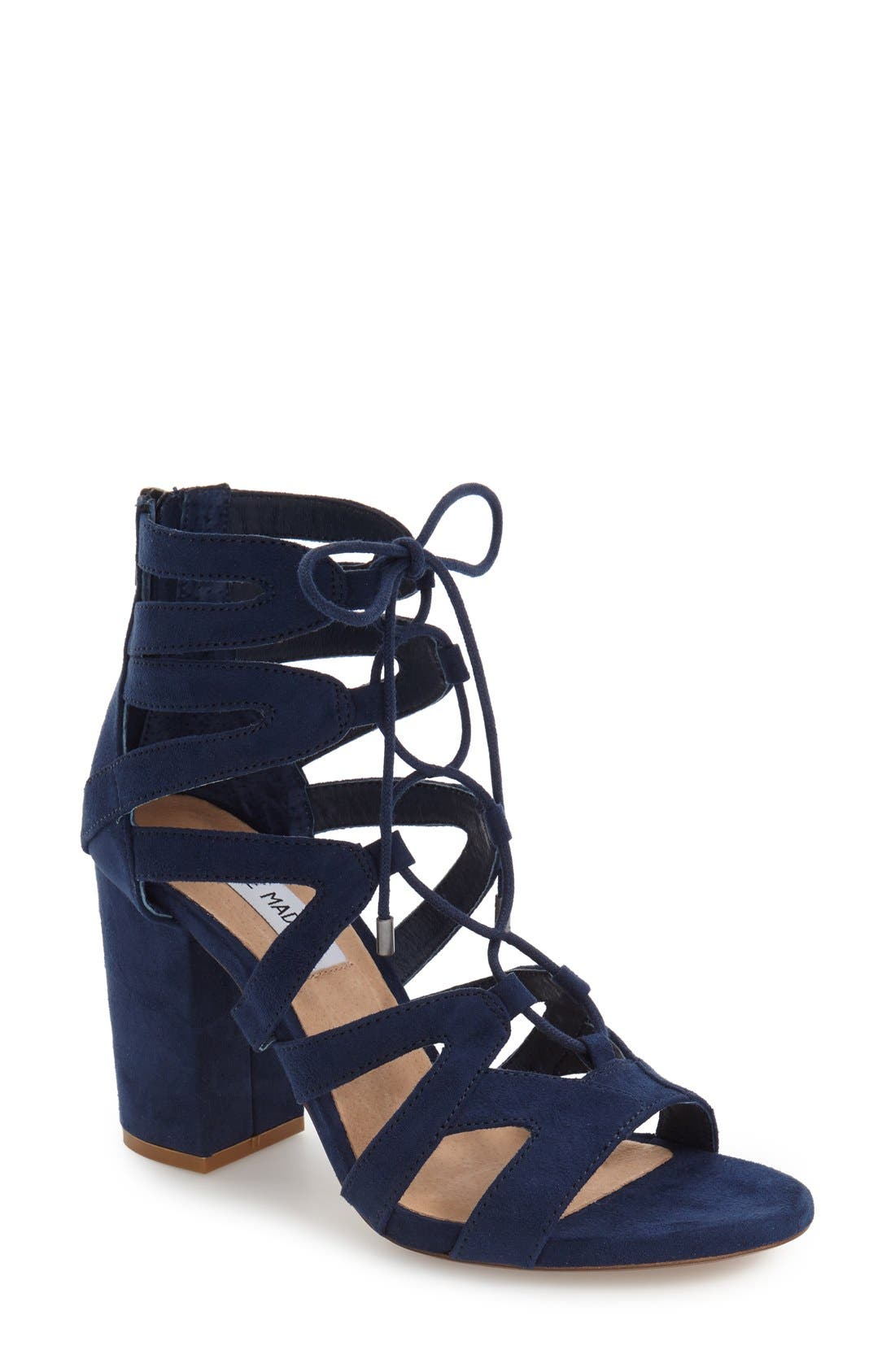 ,                             'Gal' Strappy Lace-Up Sandal,                             Main thumbnail 13, color,                             400