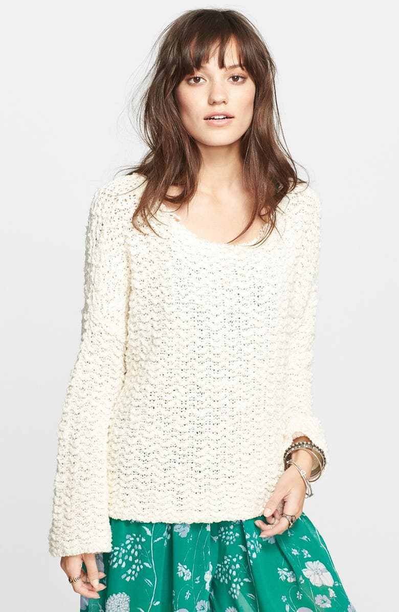 FREE PEOPLE 'Everlasting' Pullover, Main, color, 103