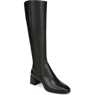 Via Spiga Sanora Knee High Boot, Black