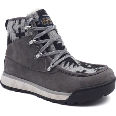 Pendleton Torengat Trail Boot, Grey