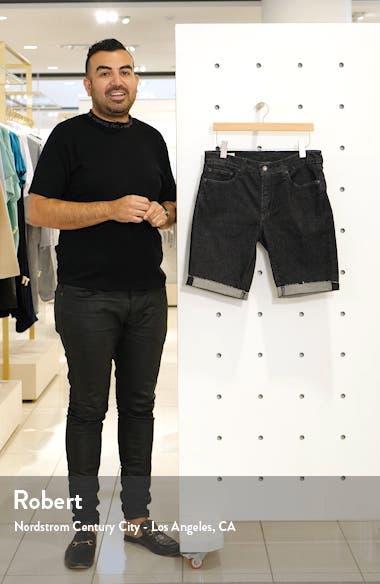 511<sup>™</sup> Slim Fit Cutoff Denim Shorts, sales video thumbnail