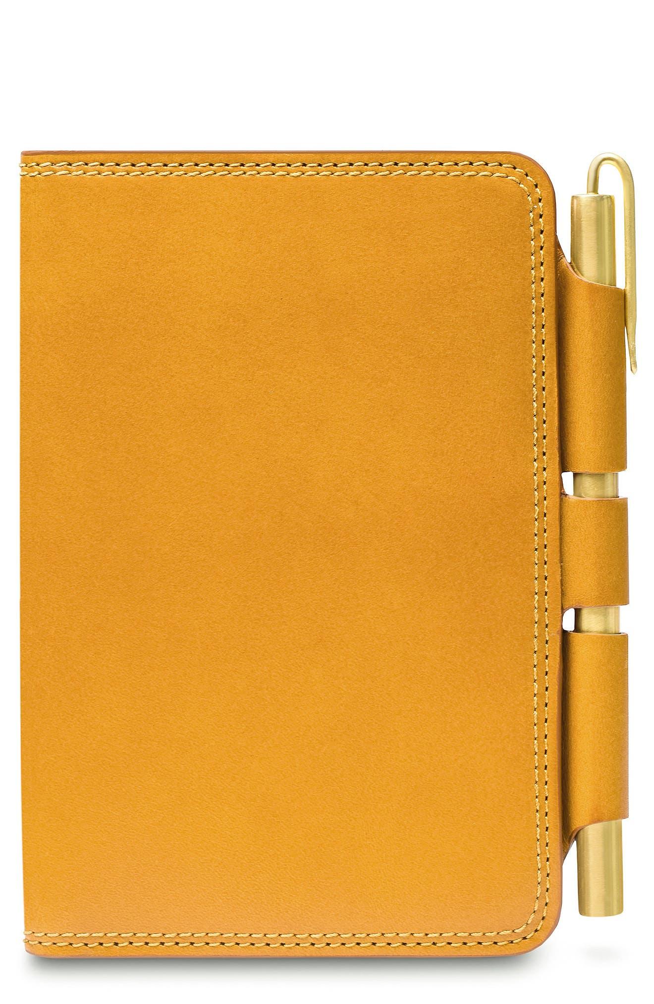 Italo Leather Field Journal