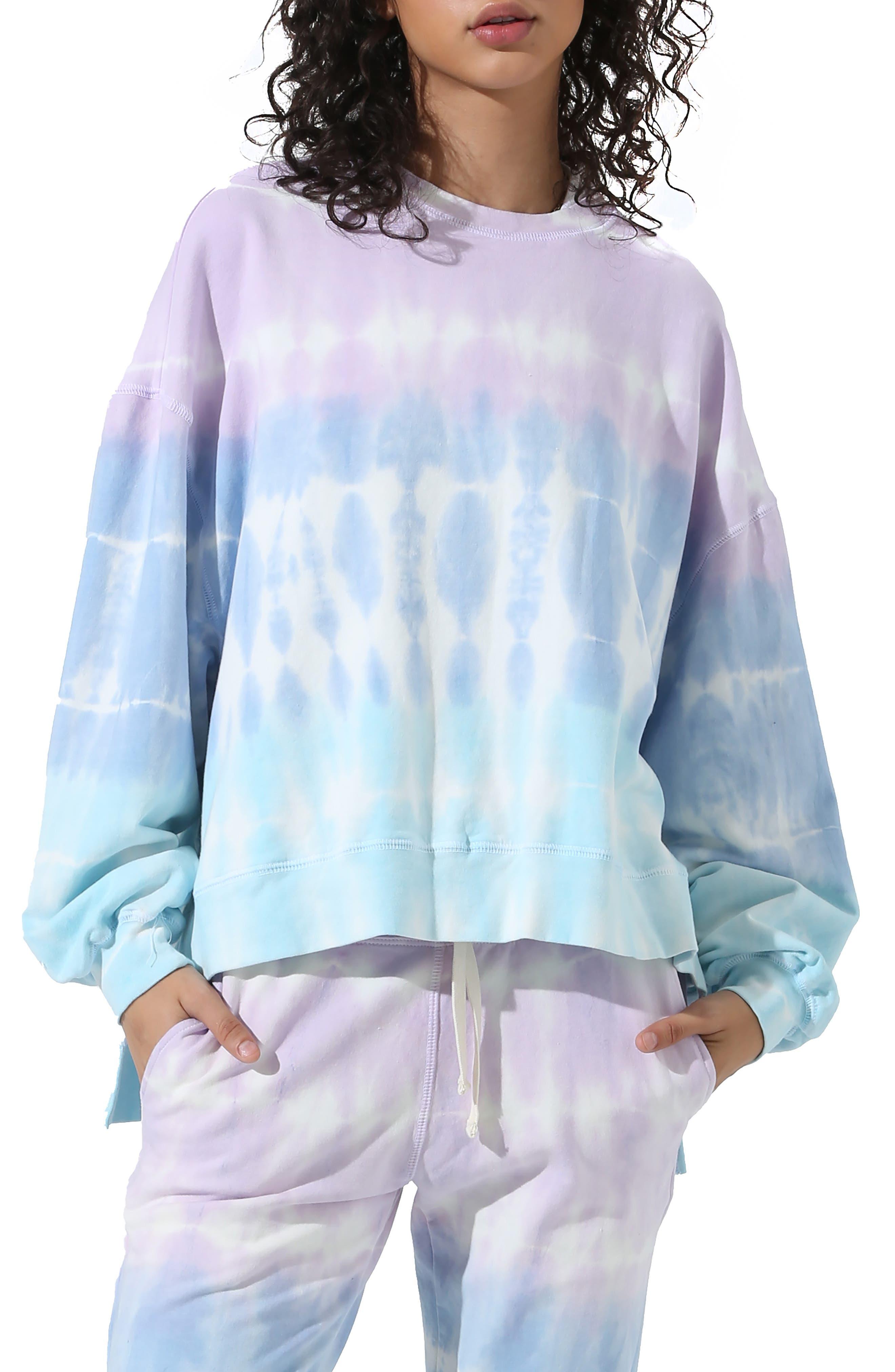 Neil Tie Dye Sweatshirt
