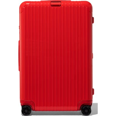 Rimowa Essential Check-In Large 30-Inch Packing Case - Red