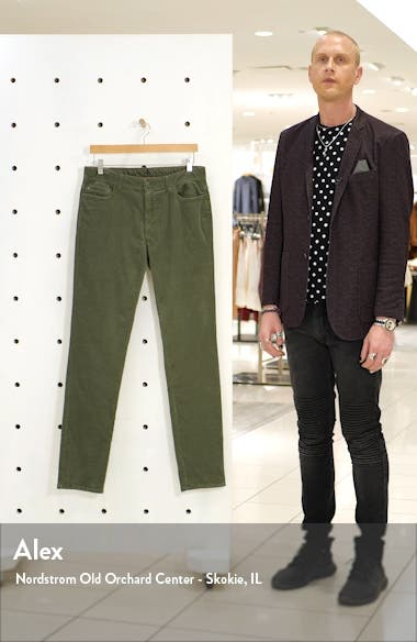 Ramsey Straight Leg Corduroy Pants, sales video thumbnail