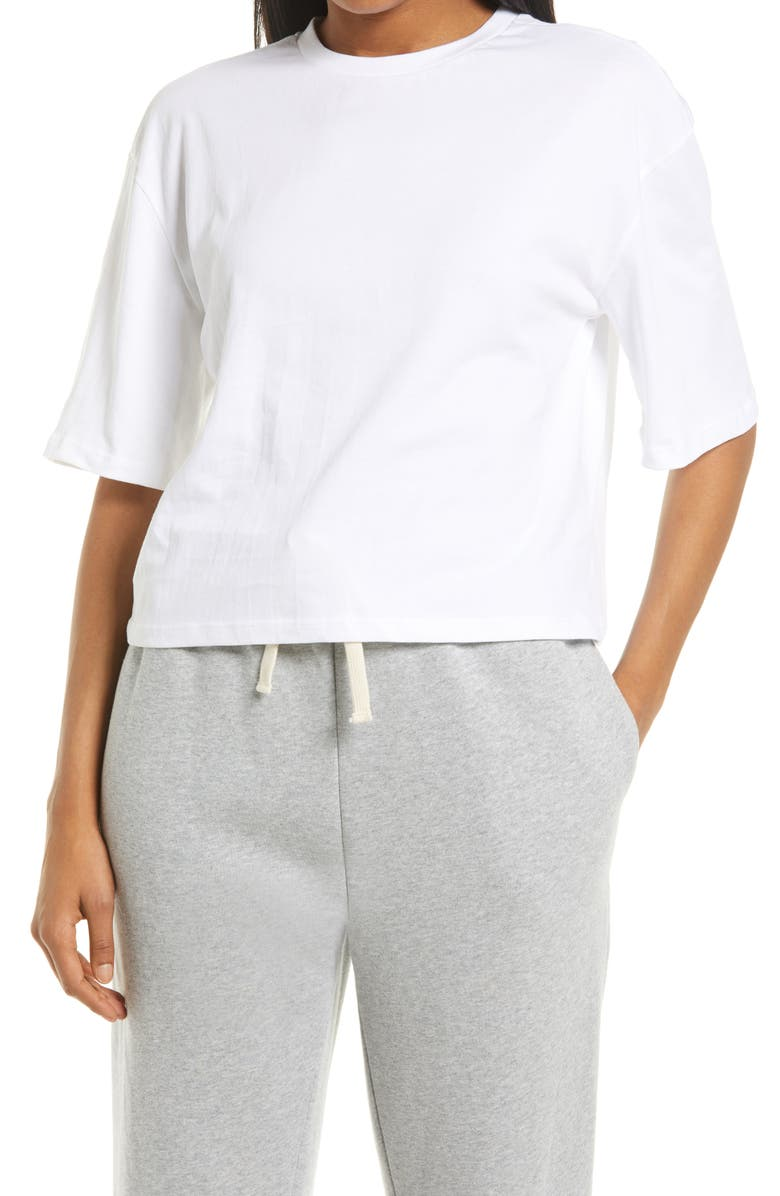 BP. Cool Girl T-Shirt, Main, color, WHITE