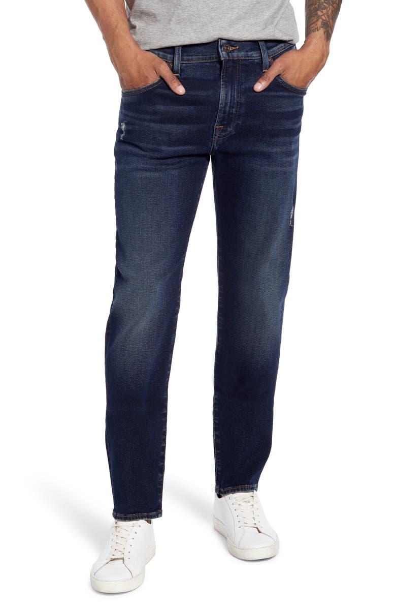 7 FOR ALL MANKIND<SUP>®</SUP> Adrien Slim Fit Jeans, Main, color, UNION