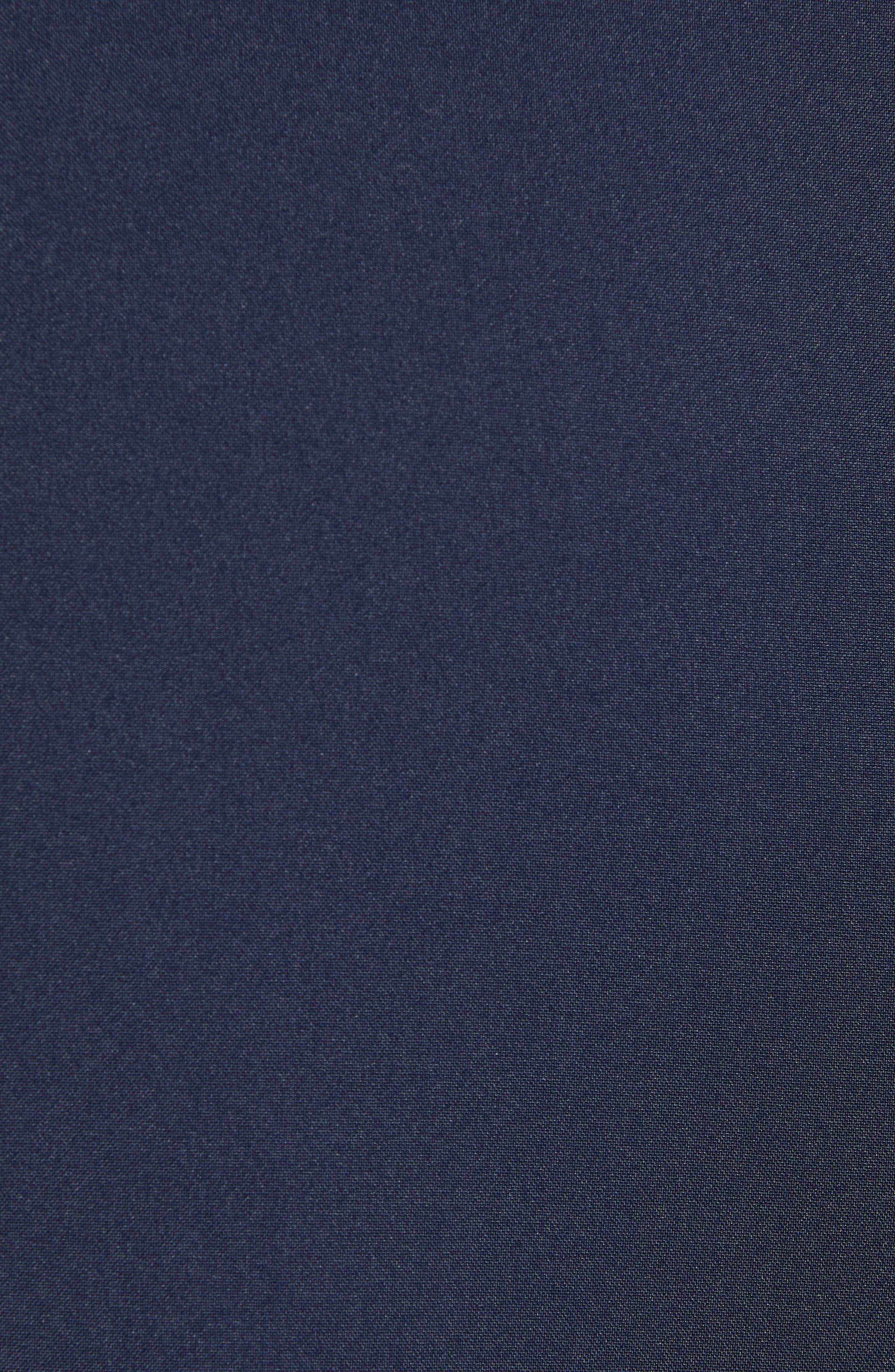 ,                             Lightweight Overcoat,                             Alternate thumbnail 6, color,                             BLUE OASIS