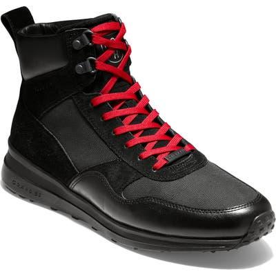 Cole Haan Grandpro Hiker Sneaker- Black