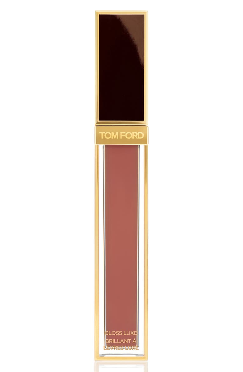 TOM FORD Gloss Luxe Moisturizing Lipgloss, Main, color, 08 INHIBITION