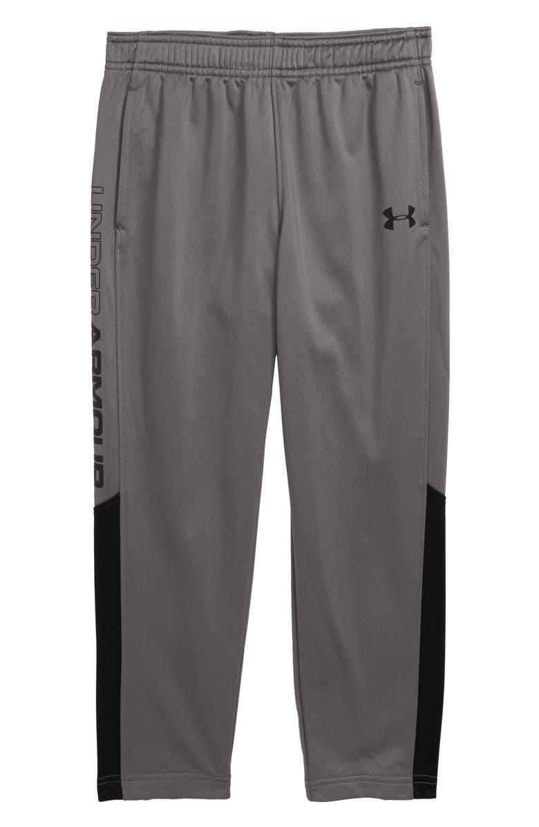 UNDER ARMOUR Brawler Pants, Main, color, GRAPHITE