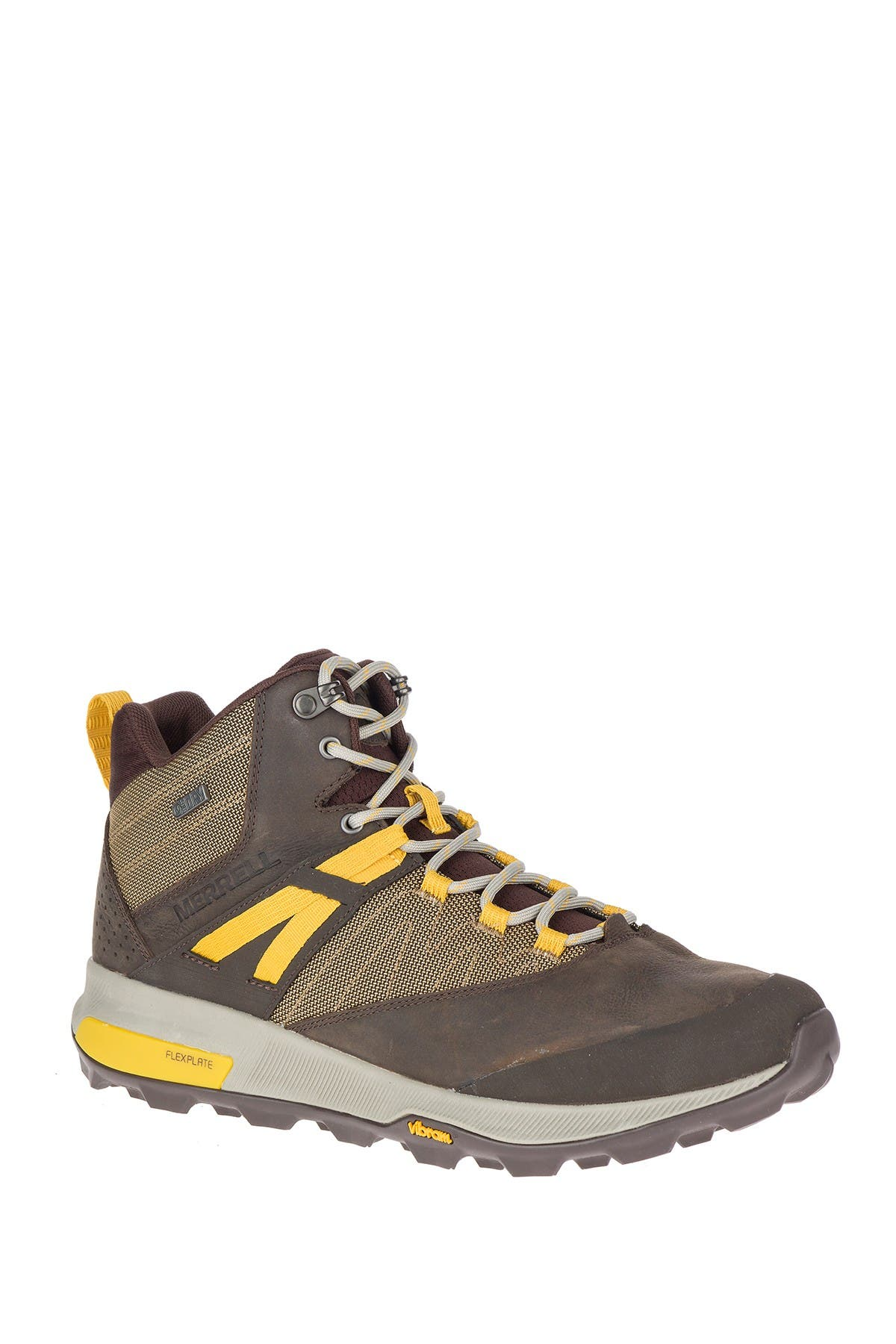 Zion Waterproof Leather Hiking Boot