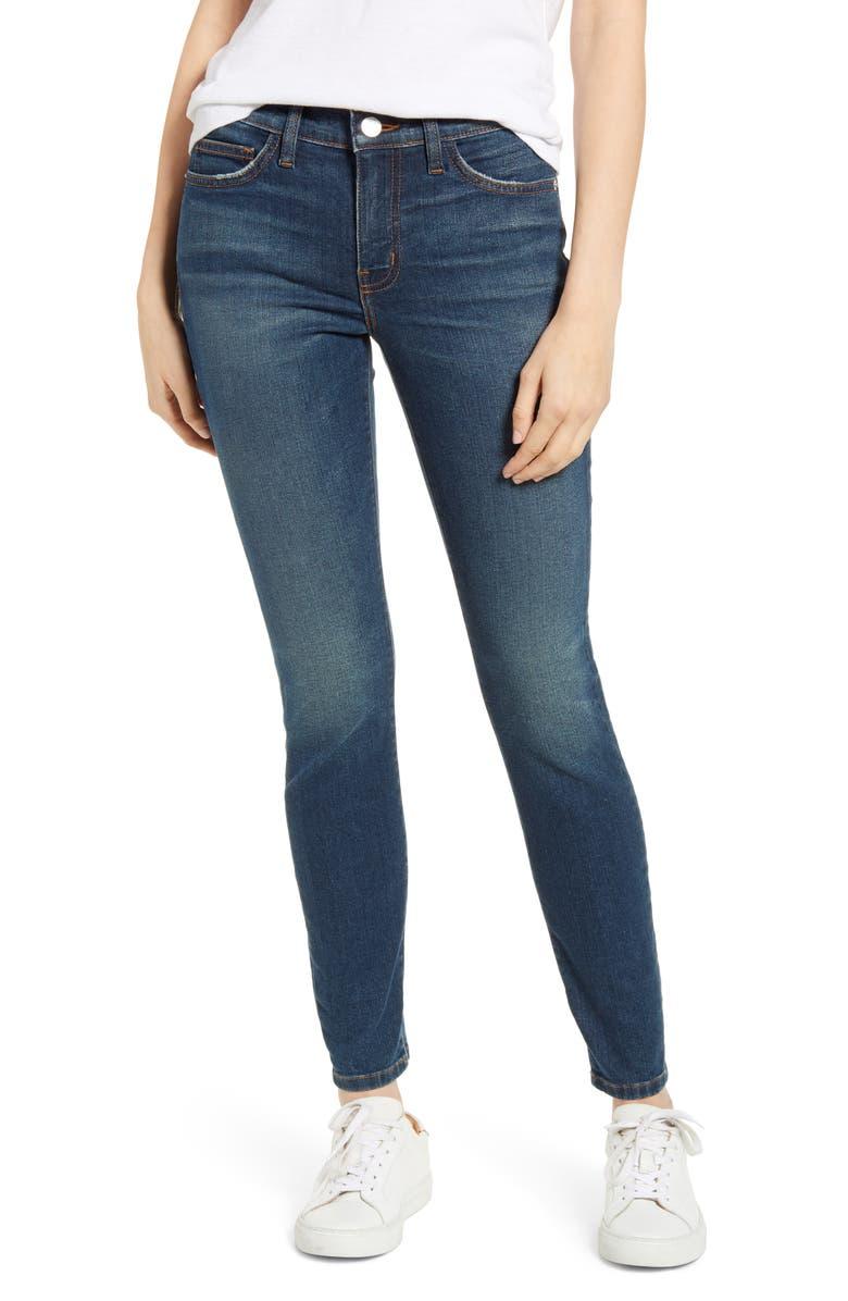 CURRENT/ELLIOTT The Original Stiletto Jeans, Main, color, EMMI