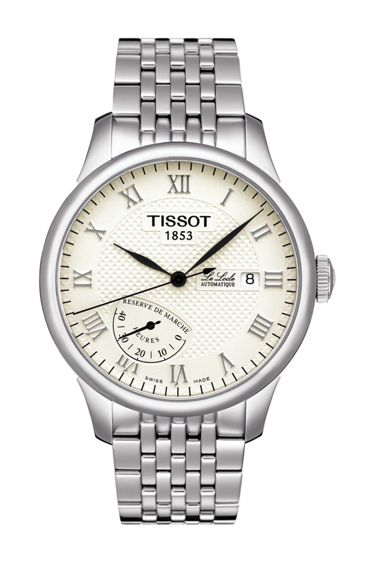 Image of Tissot Men's Le Locle Automatic R Watch, 39.3mm