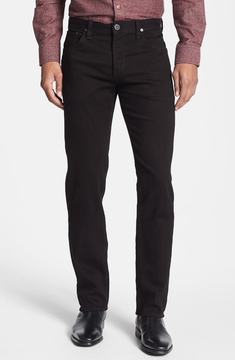 CITIZENS OF HUMANITY 'Core' Slim Straight Fit Jeans, Main, color, 005