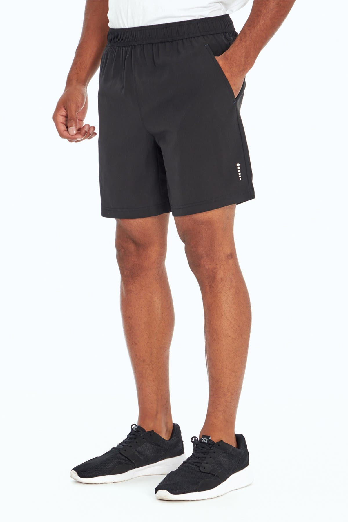 Image of The Balance Collection Deen Woven Workout Shorts
