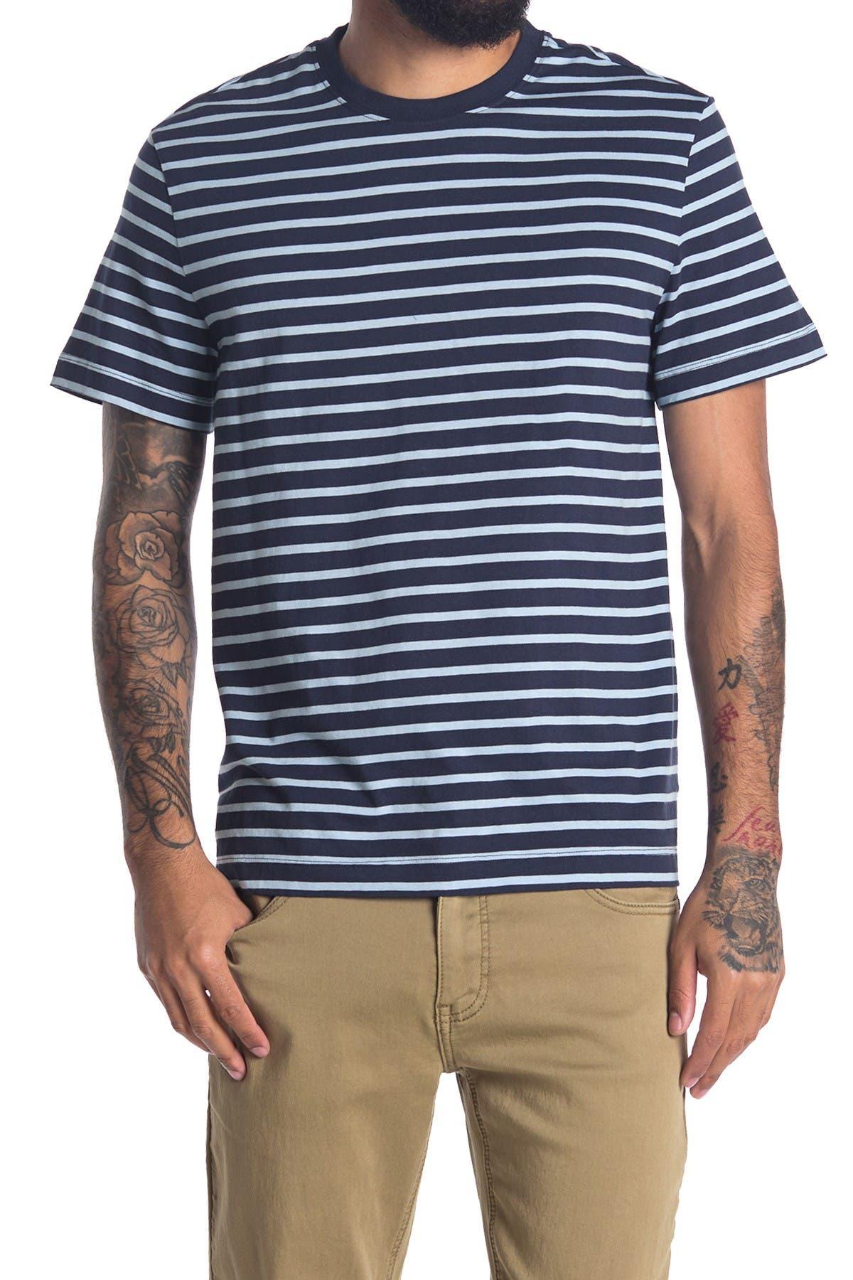 Image of DKNY Feeder Stripe T-Shirt