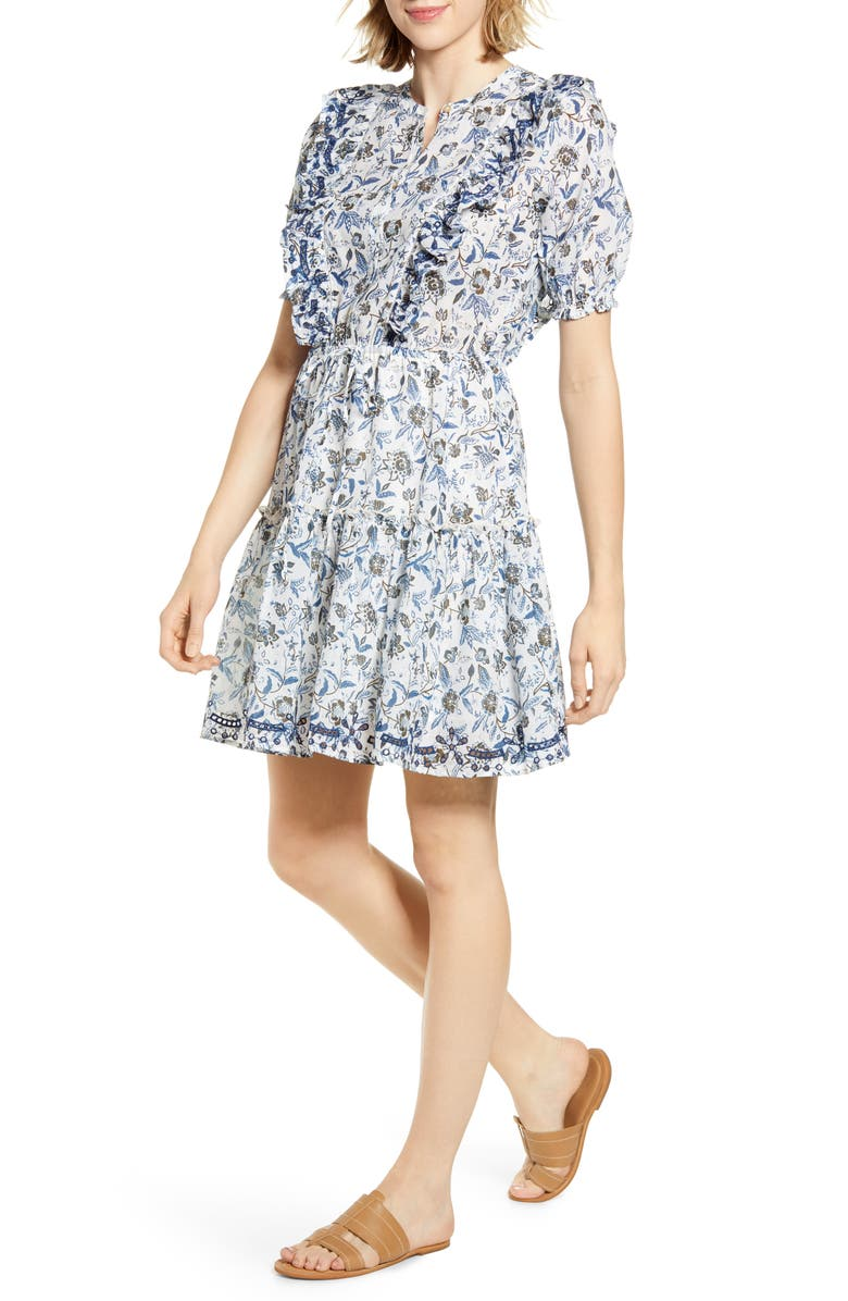 Lucky Brand Victoria Fit Flare Dress
