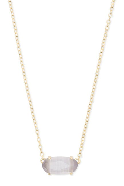 Image of Kendra Scott 14K Gold Plated Ever Pendant Necklace
