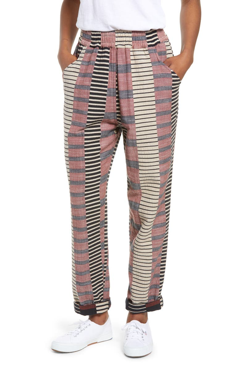 ACE & JIG Gatsby Pants, Main, color, CHESHIRE