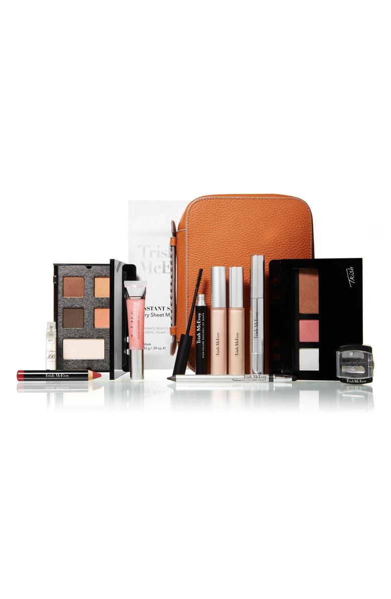 TRISH MCEVOY Sunlit Glamour Planner Collection, Main, color, 000