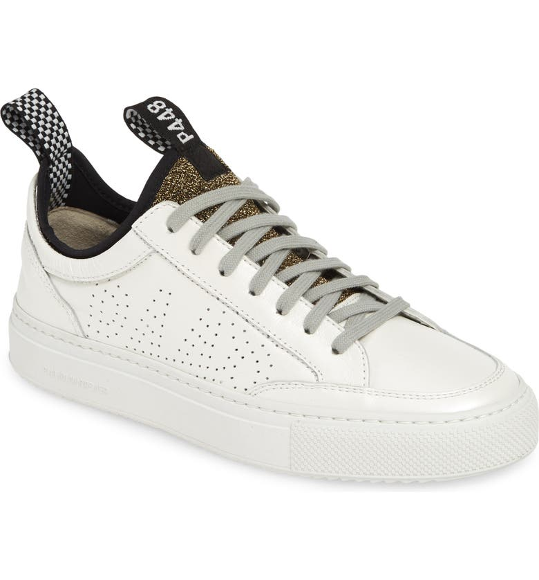 P448 Soho Sequin Low Top Sneaker Women