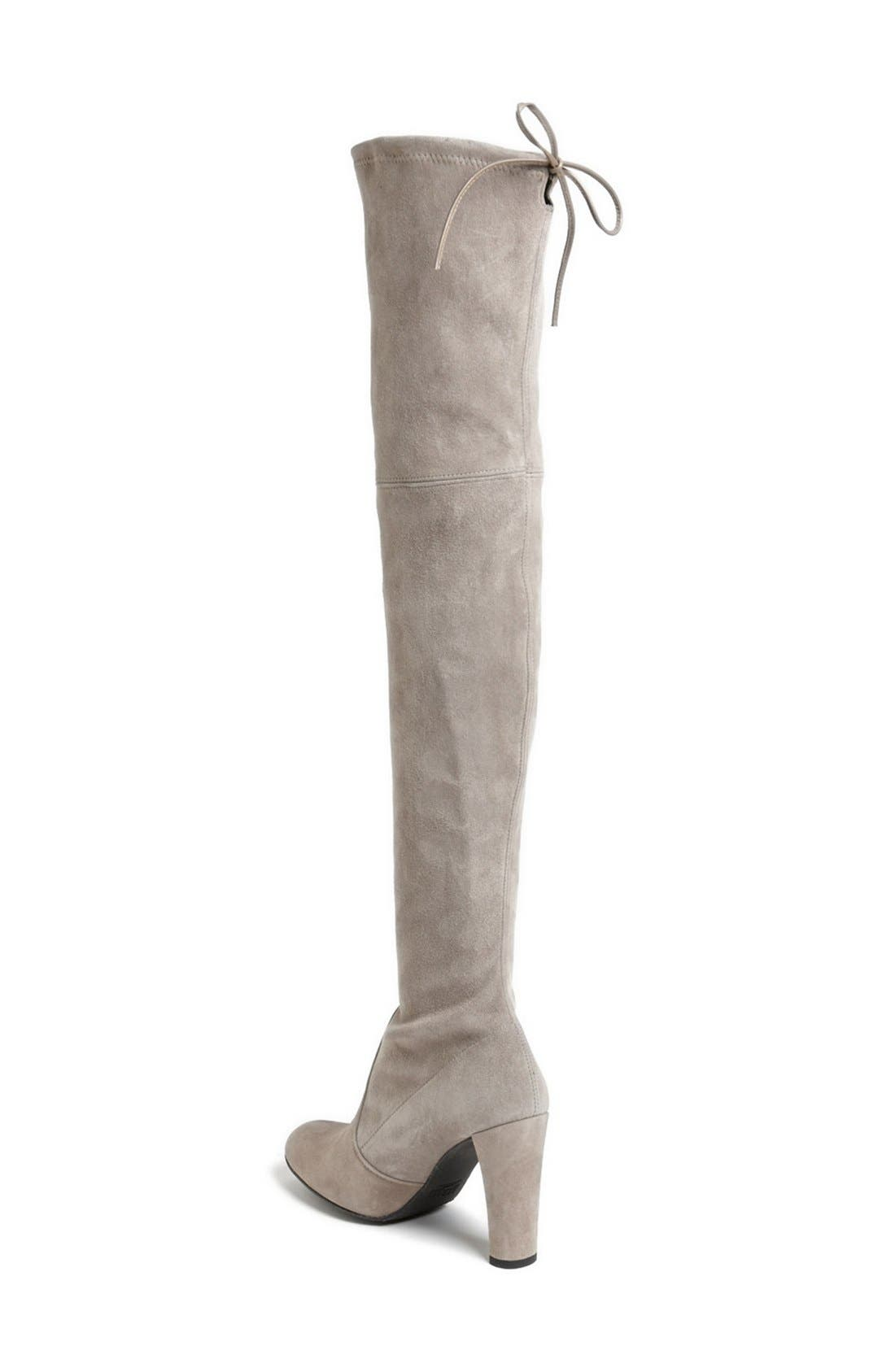 ,                             'Highland' Over the Knee Boot,                             Alternate thumbnail 38, color,                             260