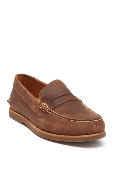 Image of Sperry Gold Cup Authentic Original Cambridge Penny Loafer