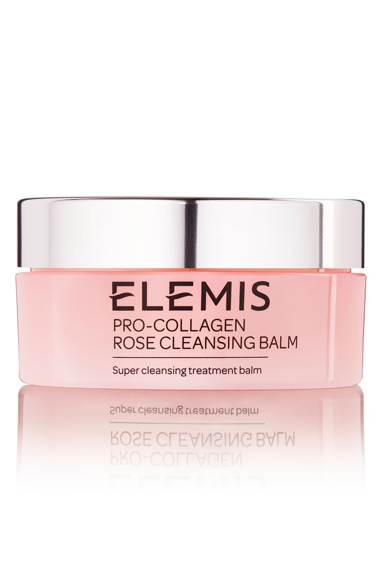 ELEMIS Pro-Collagen Rose Cleansing Balm, Main, color, NO COLOR