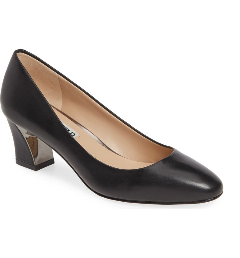 KARL LAGERFELD PARIS Andrea Pump, Main, color, 001